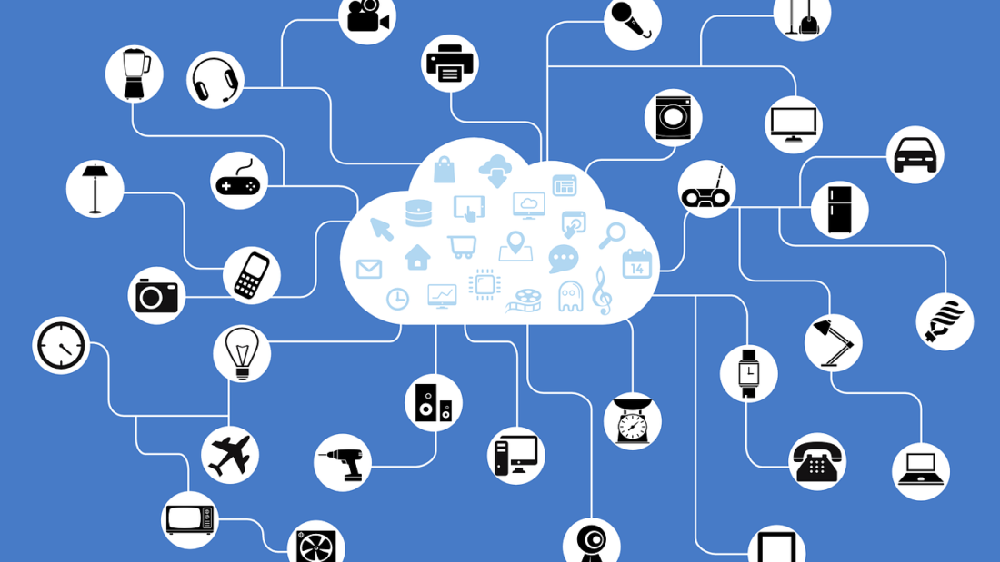 Internet of things connected