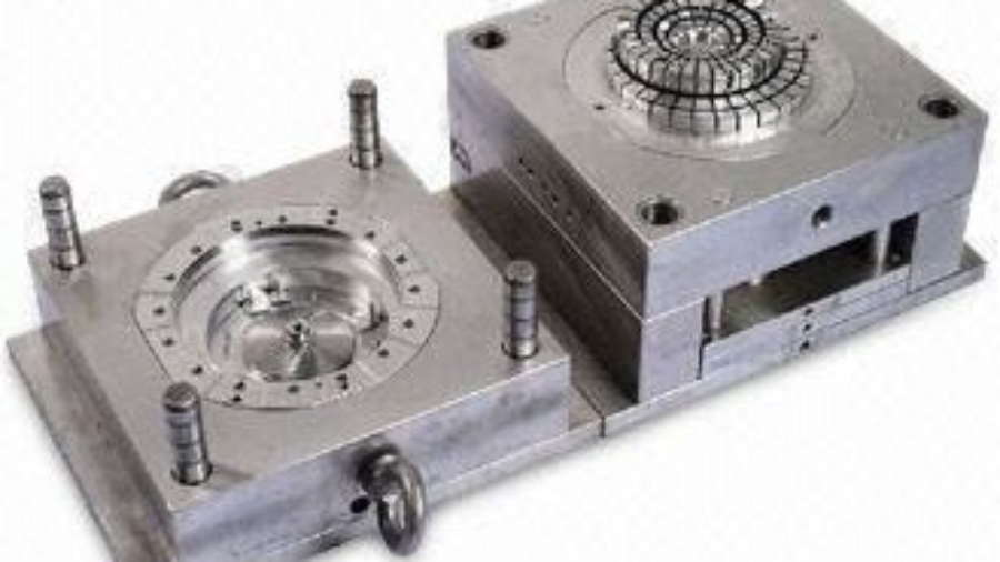 Single Cavity Injection Molds