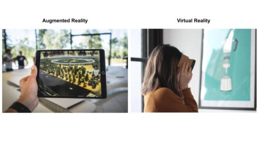 Augmented Reality vs Virtual Reality 2