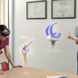 Doctors using Microsoft Hololens