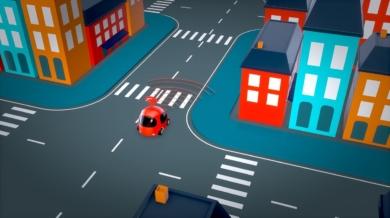 Autonomous car Representation