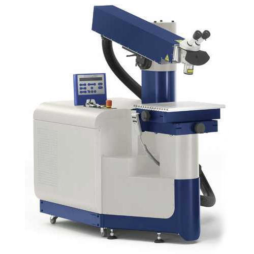 this image shows a type of Laser Welding Machine