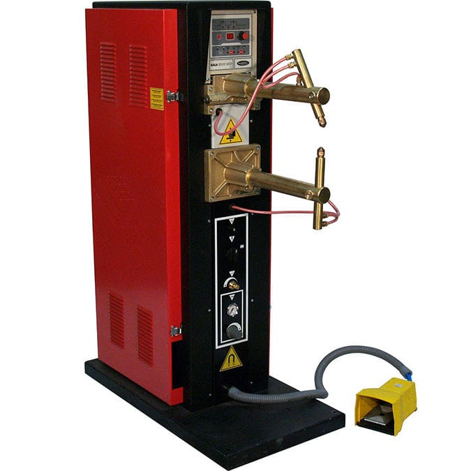 this image shows a Spot or Resistance Welding Machine