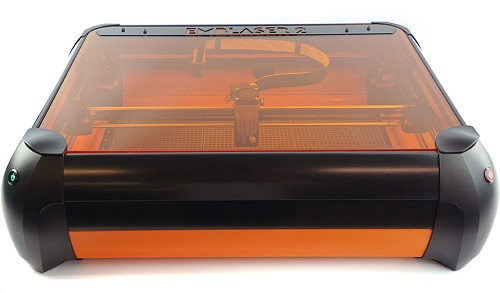 this image shows low cost emblaser 2 laser Engraver