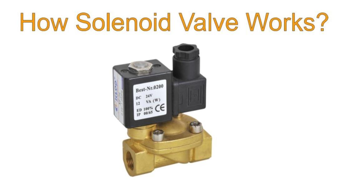 How Solenoid Valve Works