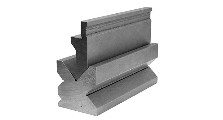 this image shows sheet metal Brake Press Bending Tool