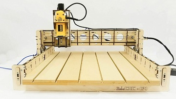 This image shows a best DIY cnc router.